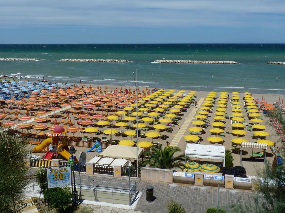 Gabicce, Adria, Meer, Strand