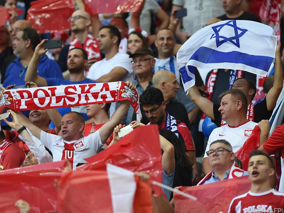 Polen führt mit 12 Punkten vor Israel