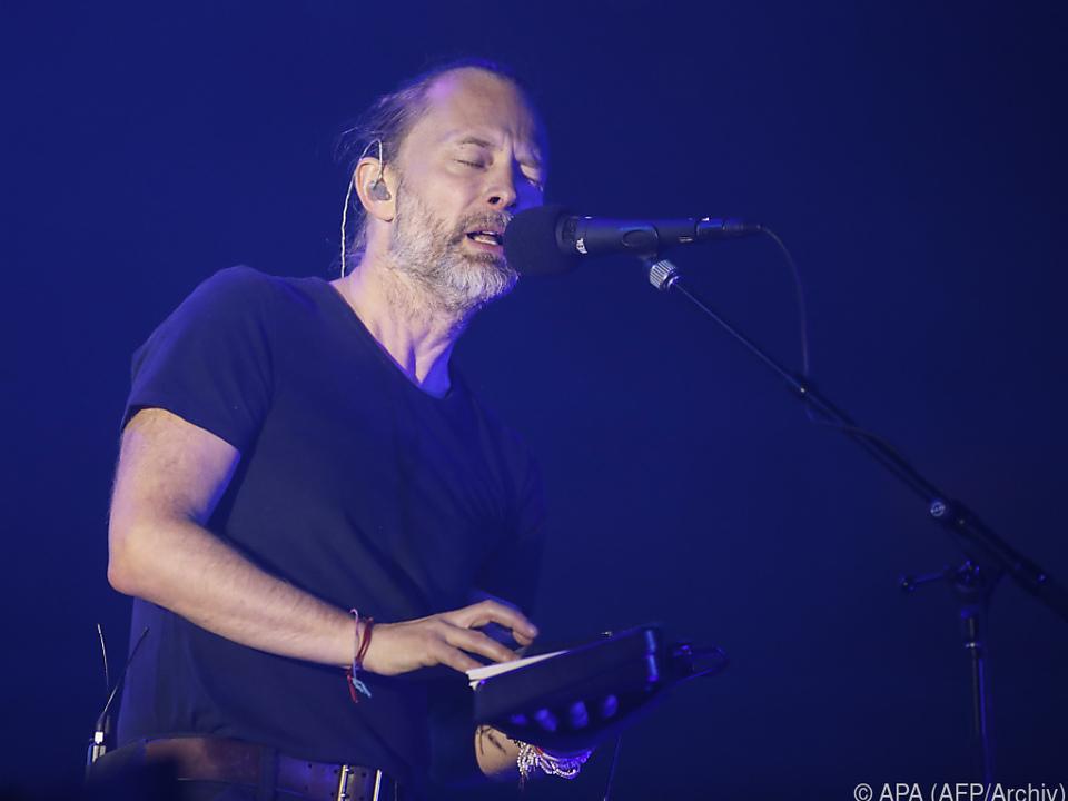 Radiohead rund um Sänger Thom Yorke schlagen Hackern ein Schnippchen