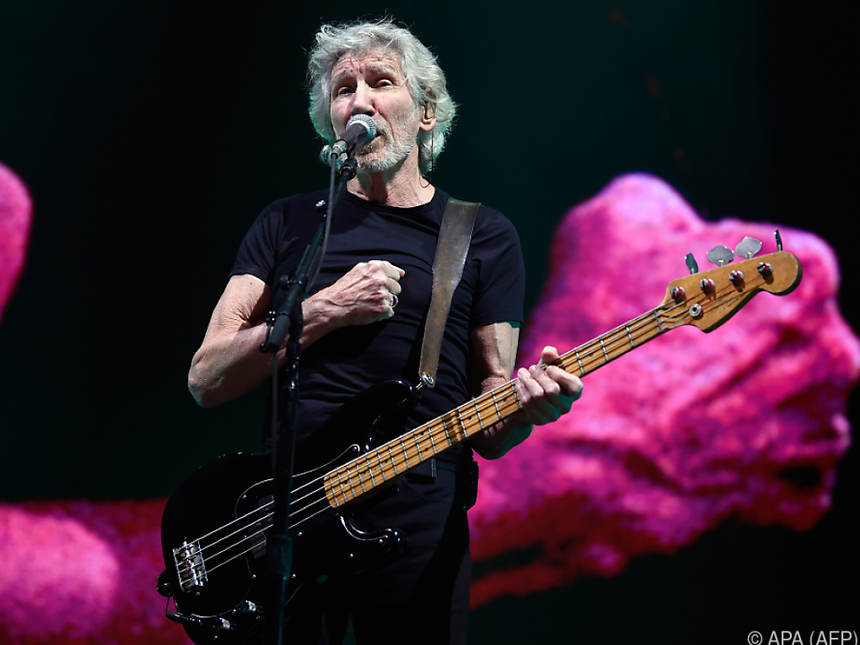 Roger Waters zeigte sich tief gerührt