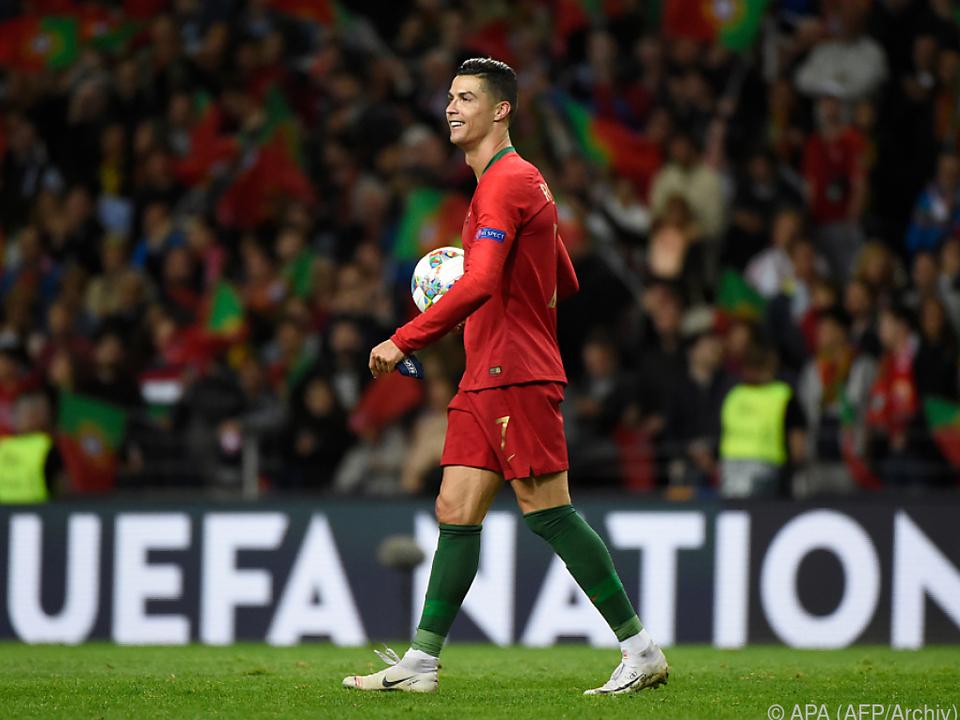 Ronaldo war erneut der entscheidende Faktor