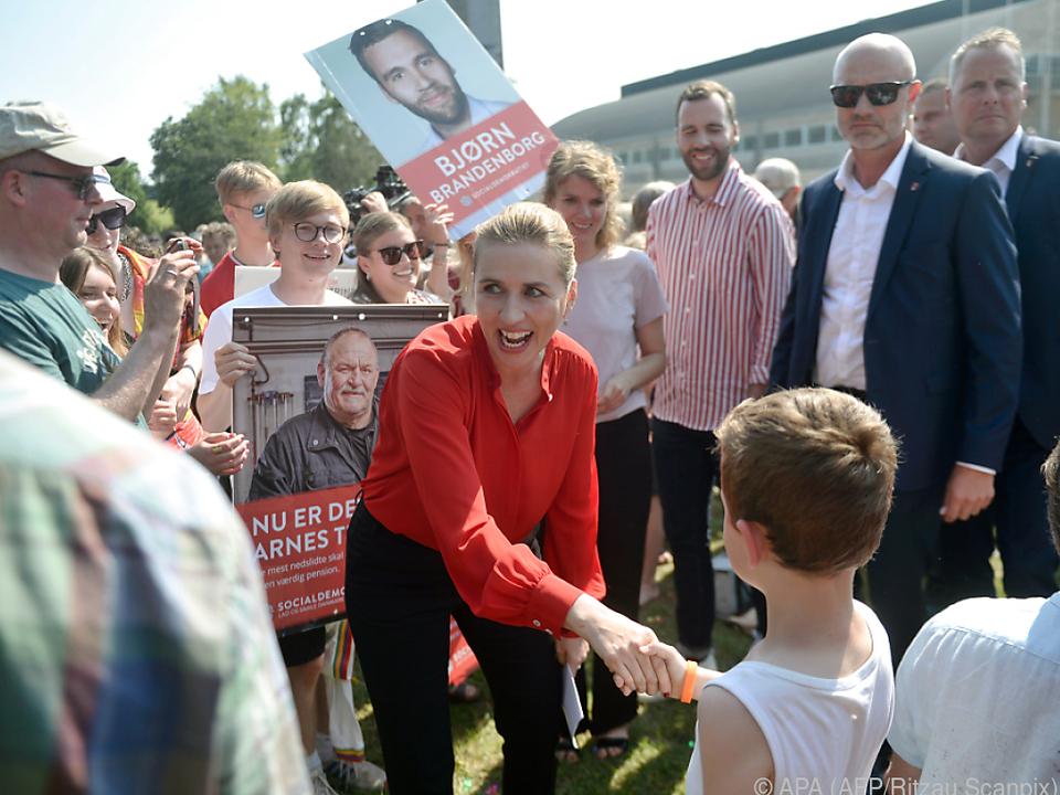 Sieg für Sozialdemokraten unter Mette Frederiksen
