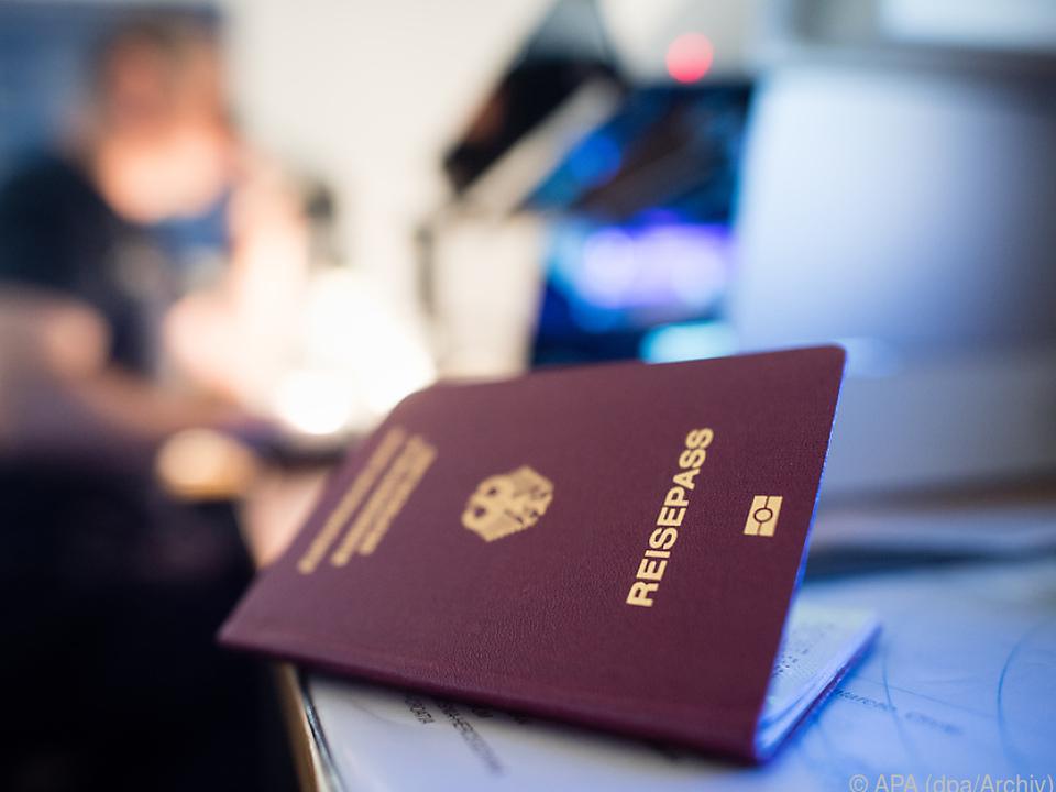 Staatsdruckerei hofft auf neuen Passauftrag