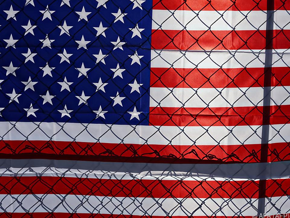 US-Amerikaner beschränken sich selbst