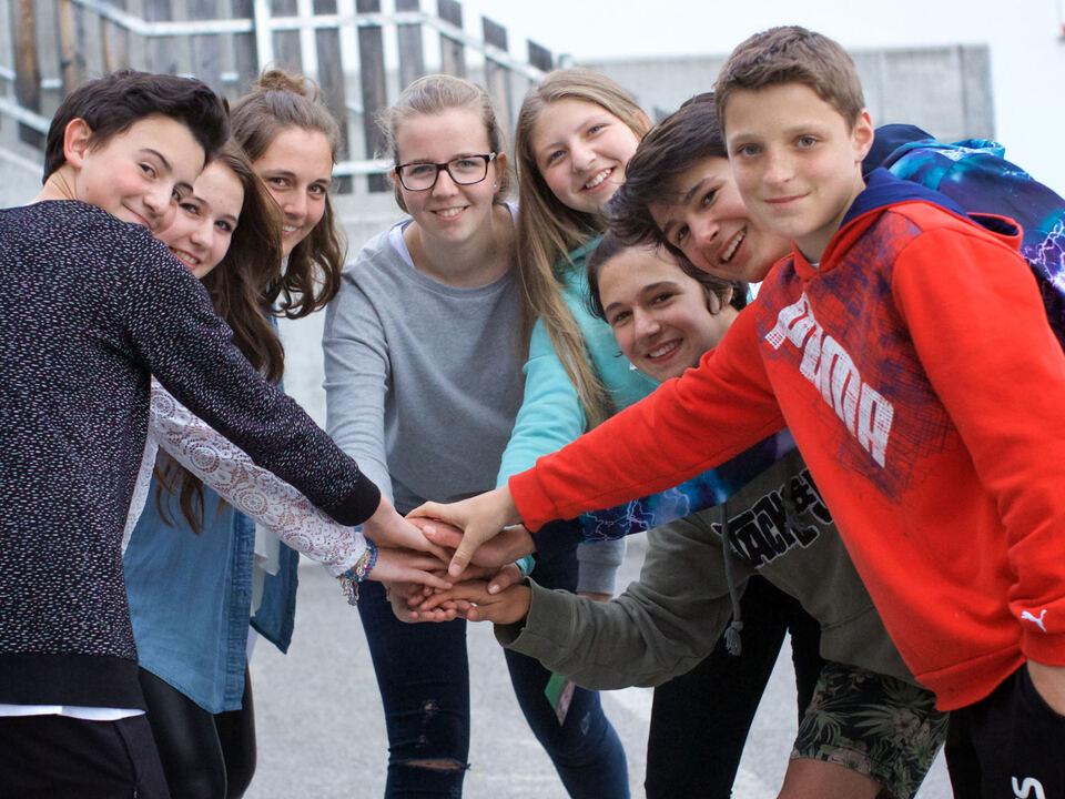 01 Zivildienst im Jugenddienst - voller Begeisterung mit Kindern und Jugendlichen© 2019 jugenddienst dekanat bruneck