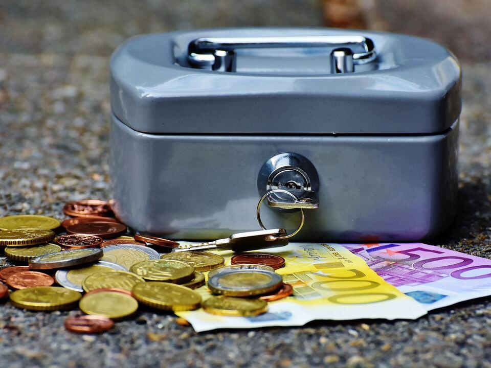 Geld Rating Haushalt Kasse