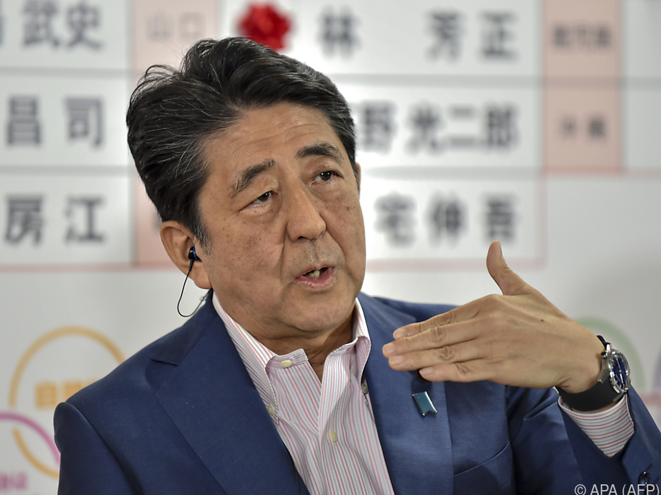 Abes Ziel einer Verfassungsänderung ist in die Ferne gerückt