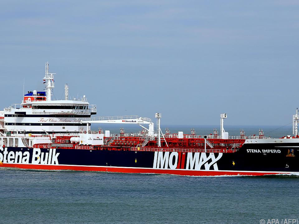 Britische Schiffe sollen die Straße von Hormuz meiden
