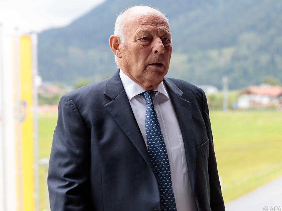 Das Urteil gegen Durnwalder ist vorerst nicht rechtskräftig