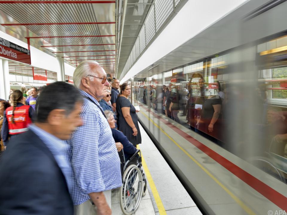 Die Fahrgäste können abstimmen ob die Züge bald duften sollen