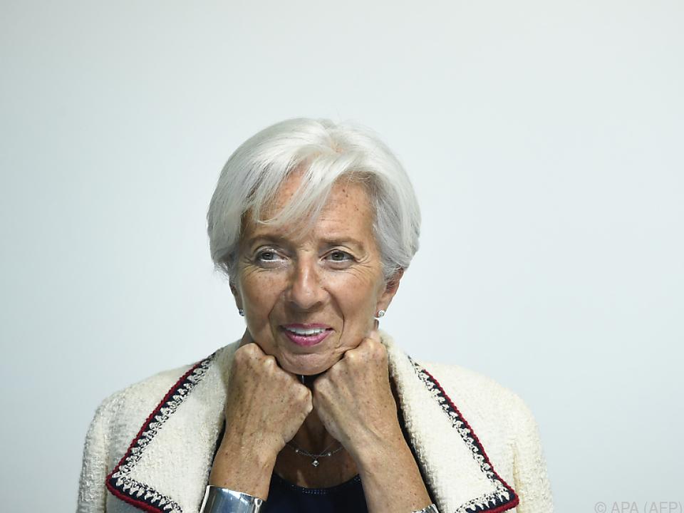 Frankreich drängt auf EU-Kandidaten für Lagarde-Nachfolge beim IWF