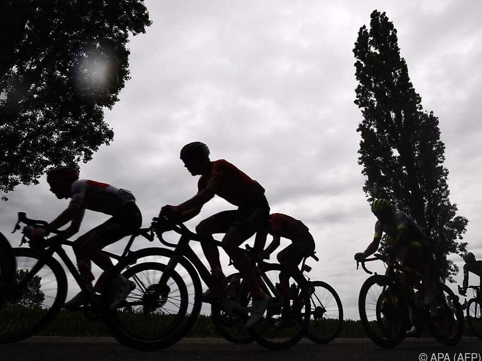 Erste harte Bergprüfung bei dieser Tour de France