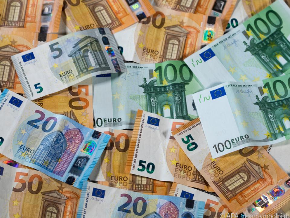 Geldscheine aus dem Drucker waren leicht als Fälschungen zu erkennen