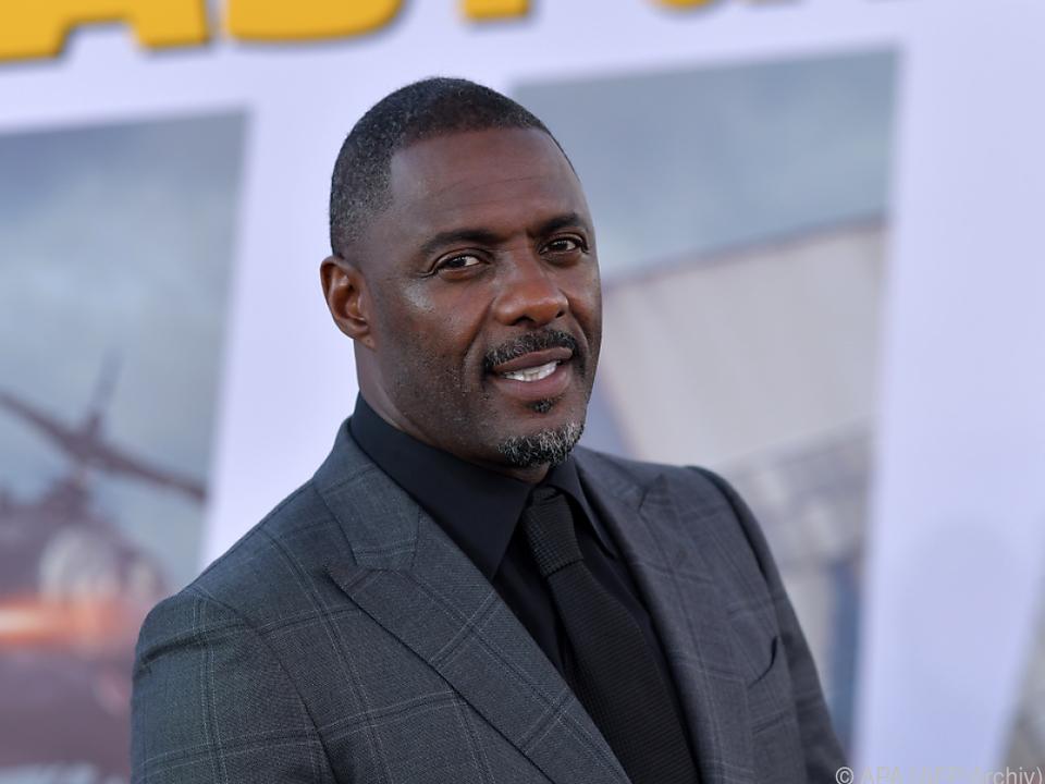 Idris Elba findet zu viel Technik bedenklich