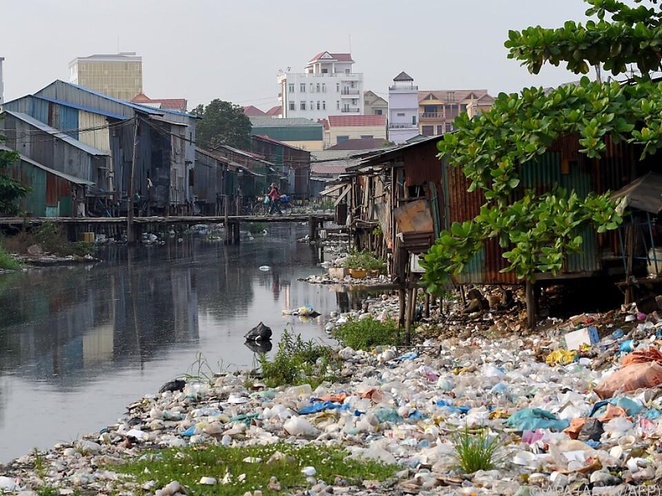 Kambodscha ist keine Müllhalde