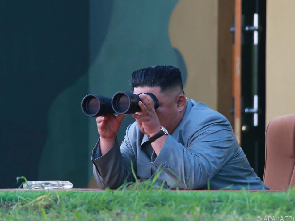 Nordkorea nennt Waffentest