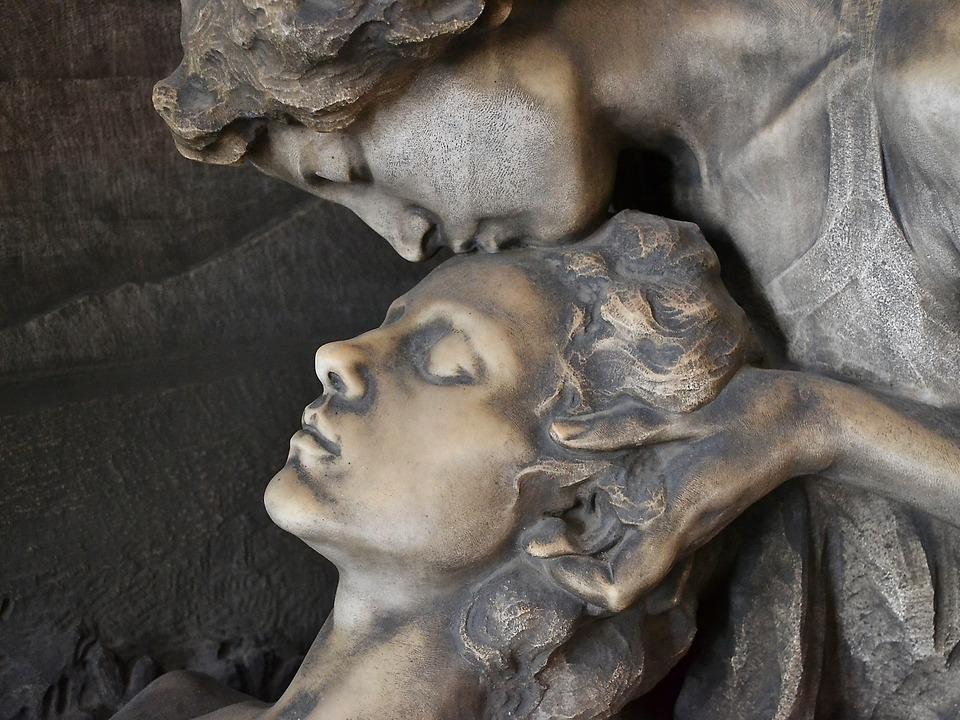 Friedhof Tod