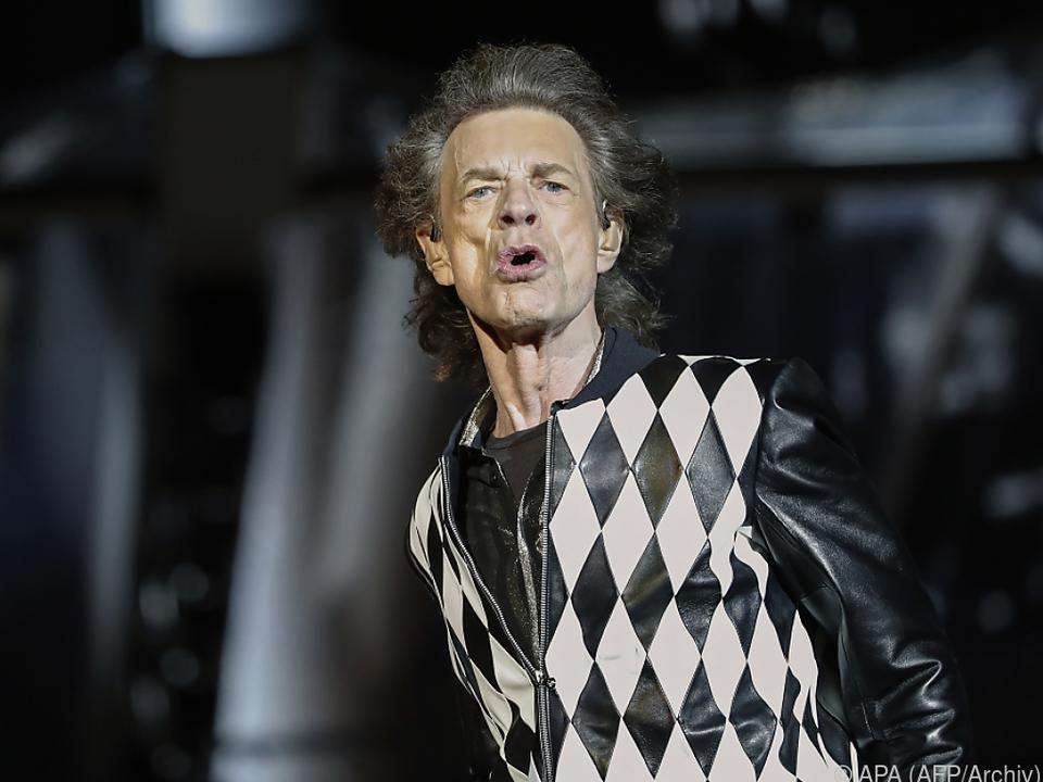 Neben seiner Musikkarriere trat Jagger mehrfach als Schauspieler auf