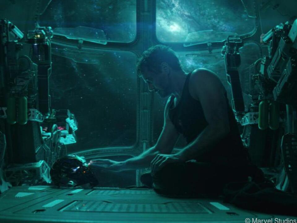 Robert Downey Jr. in \