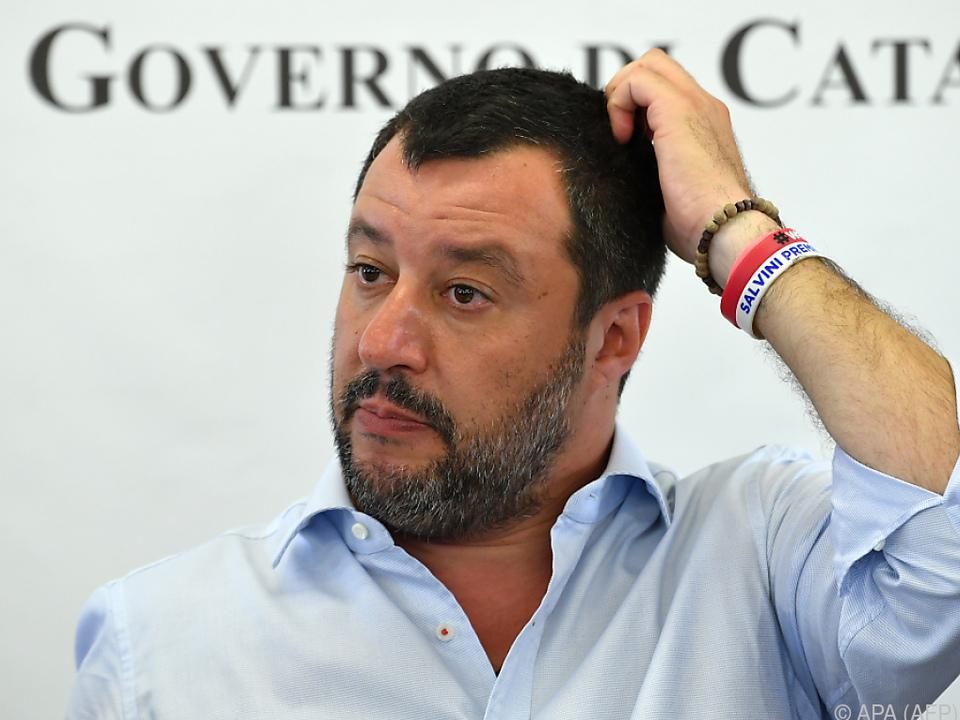 Salvini-Vertraute sollen die Bank erwähnt haben