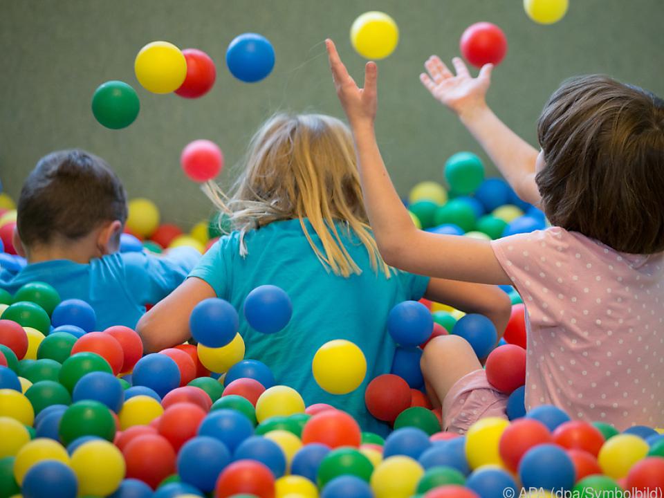 Zahl der Kindergarten-Schließtage sinkt im Durchschnitt