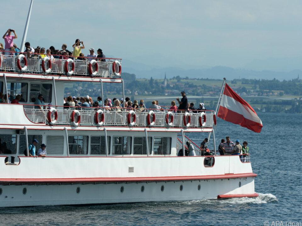 350.000 Menschen besuchen Wien über den Wasserweg jährlich