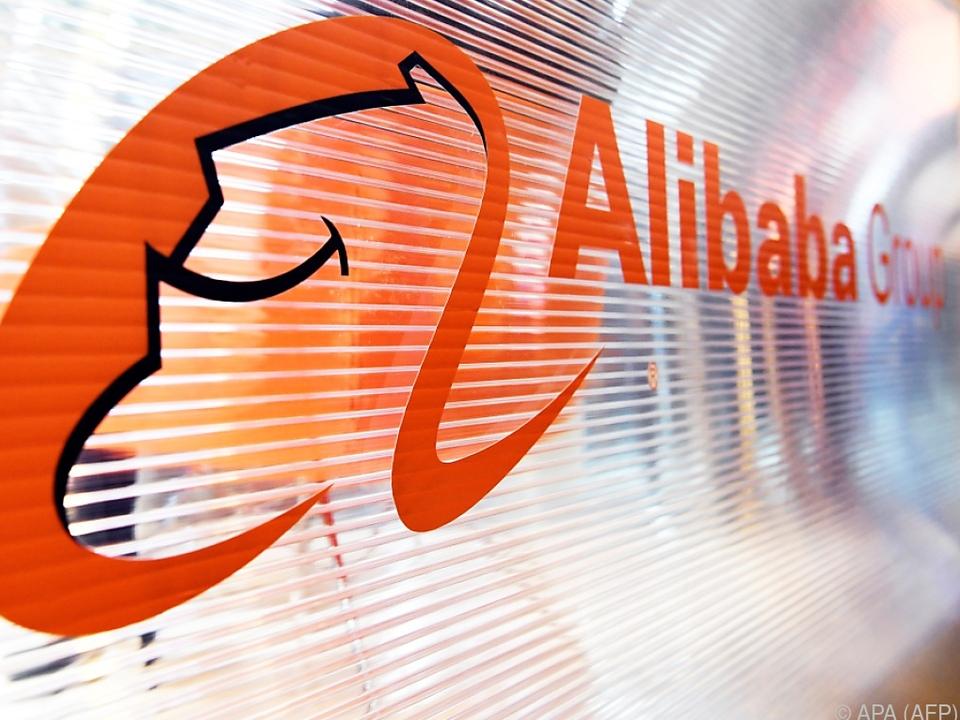 Alibaba hatte im Juni 674 Millionen aktive Nutzer