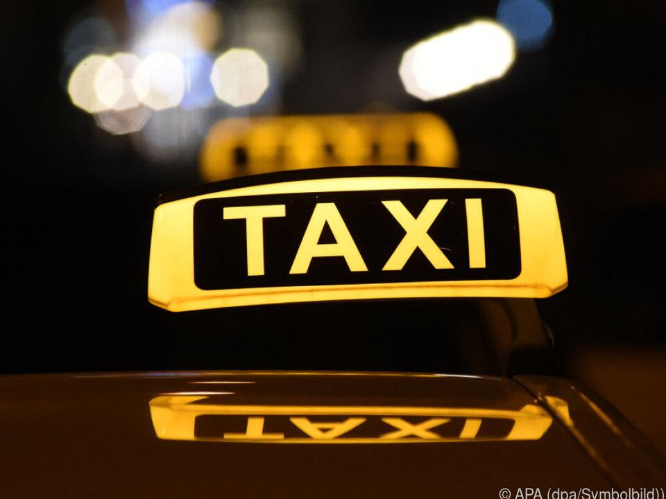 Bayernrundreise mit dem Taxi endete in Polizeidienststelle