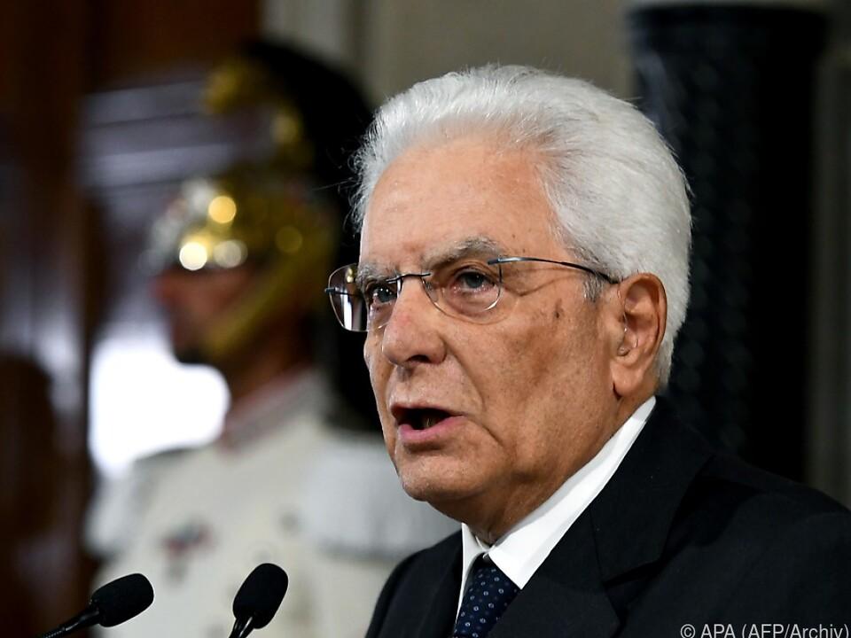 Beauftragt Mattarella Conte mit der Regierungsbildung?