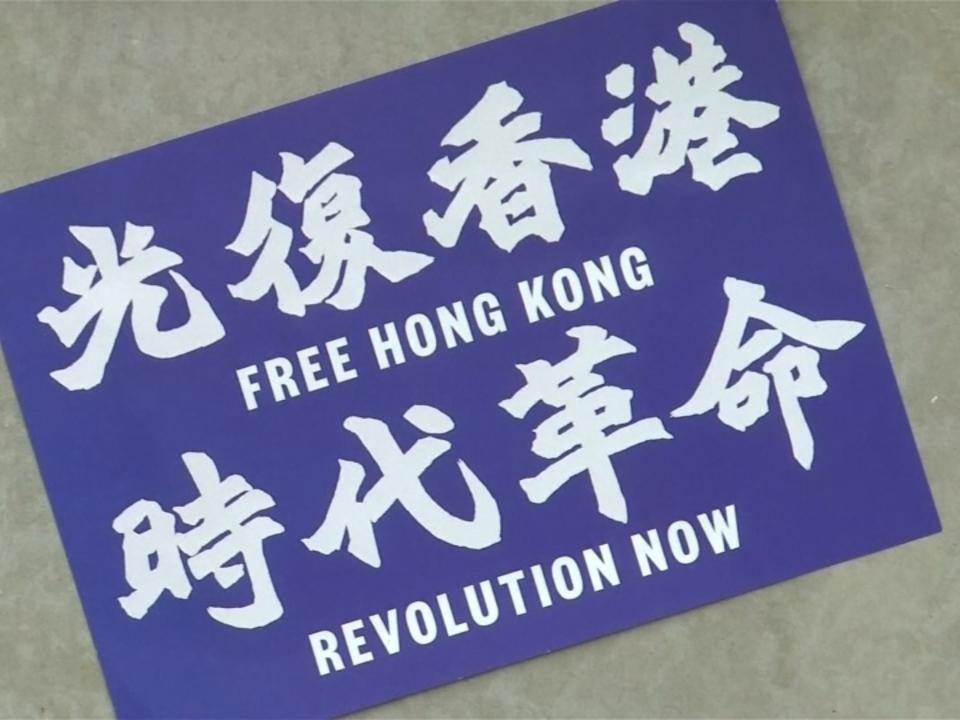 Proteste in Hongkong: Prominente Mitglieder der Demokratiebewegung festgenommen