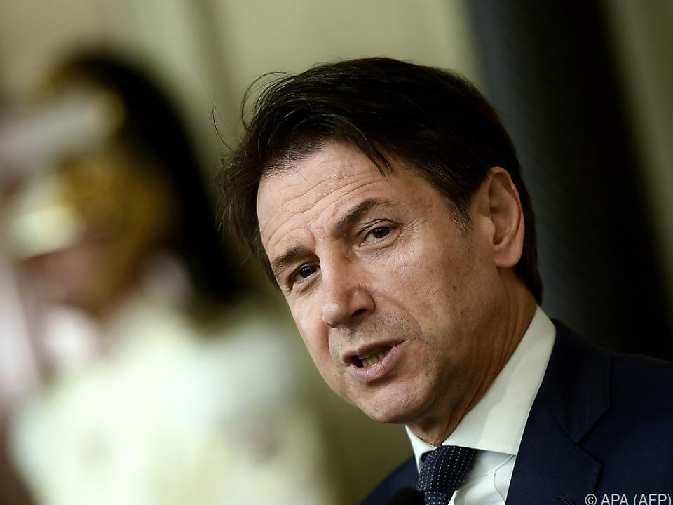 Conte soll neue Regierung bilden