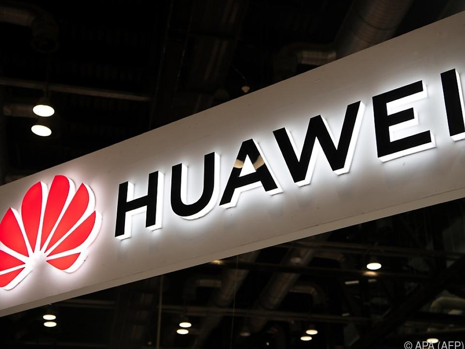 Die Last der Sanktionen ist für Huawei erträglich