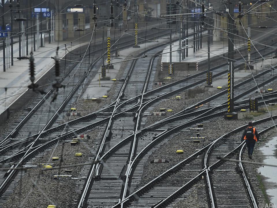 Die ÖBB palnt mehrere notwendige Bauarbeiten auf der Weststrecke