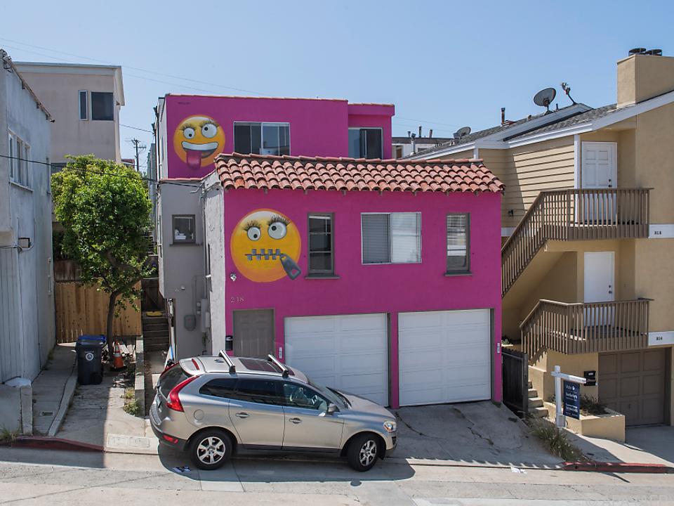 Dieses Haus sorgt für Ärger