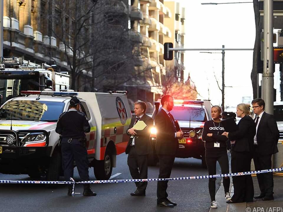 Erinnerungen an jüngste Terrorattacken werden wach