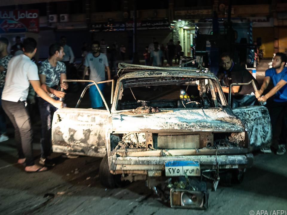 Tote bei Anschlag mit Autobombe in Kairo - Ausland
