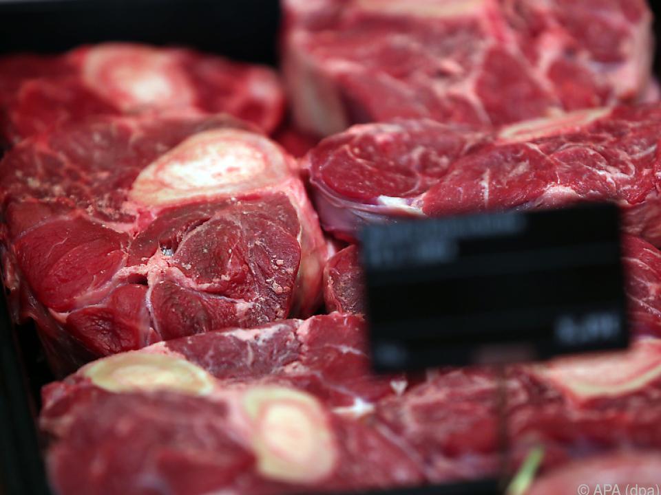 In Österreich ist Fleisch vergleichsweise teuer