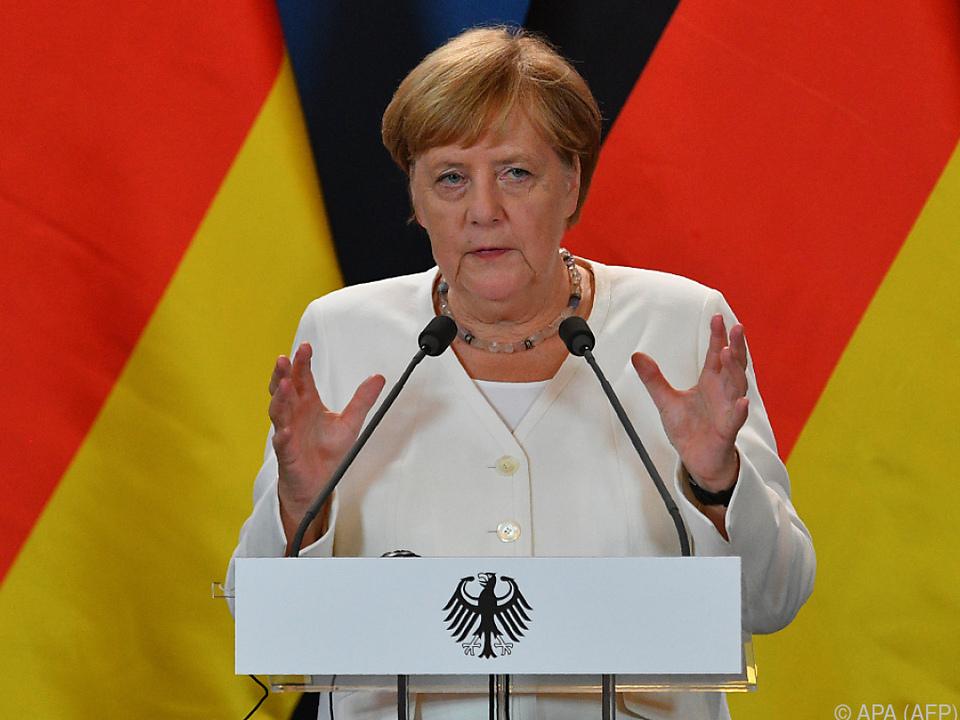 Merkel in Sopron zum 30. Jahrestag des \