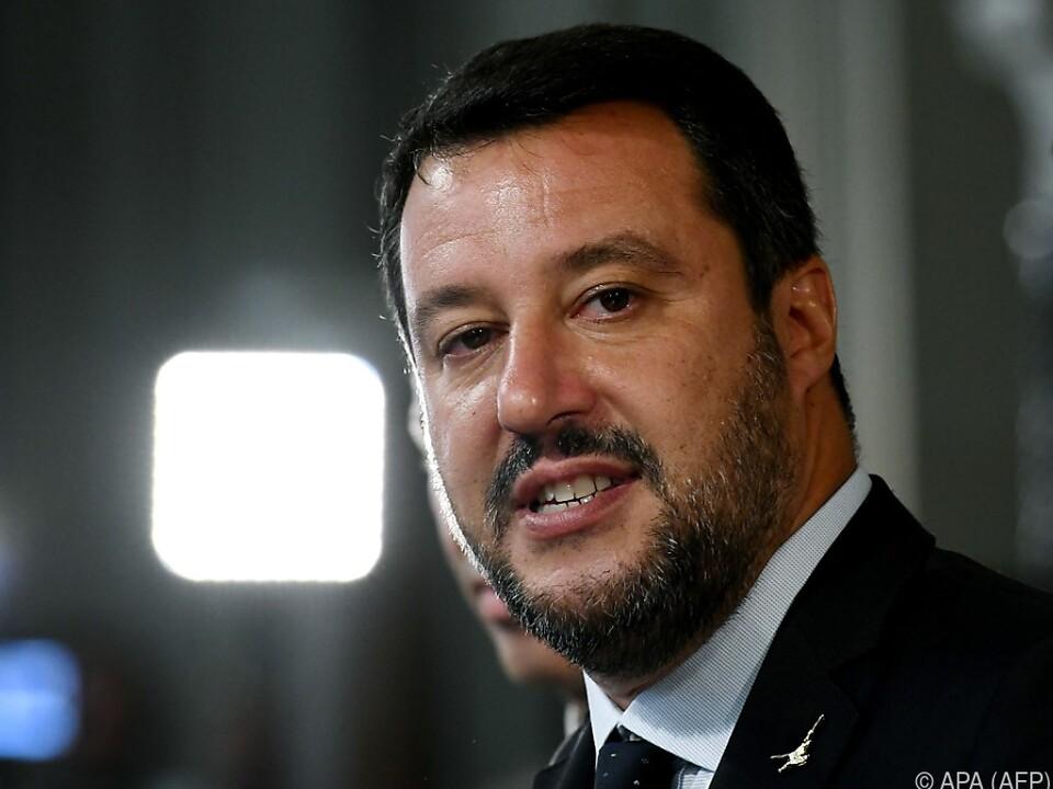 Salvini verlor deutlich an Zustimmung