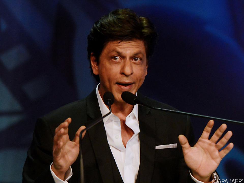 Shah Rukh Khan hatte massive Selbstzweifel