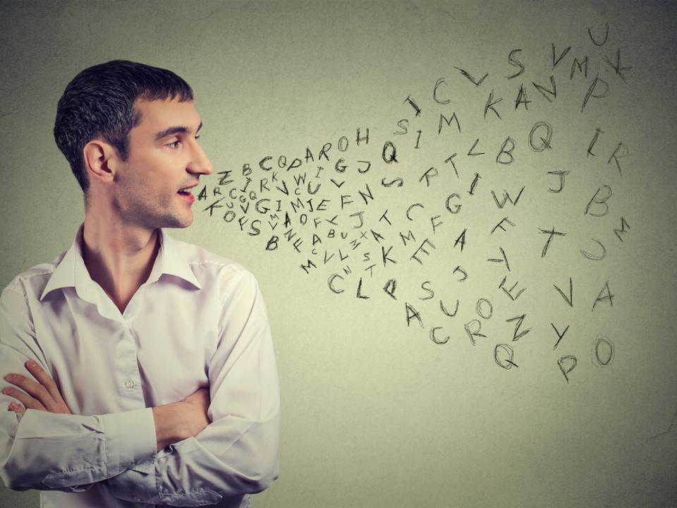 sprache sprechen dialog symbol