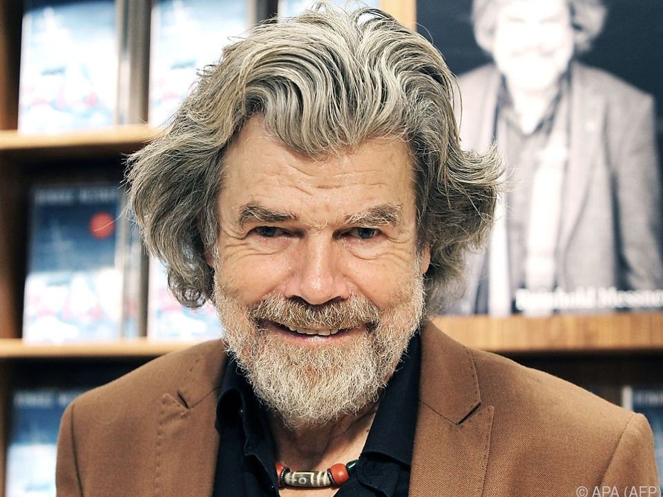 reinhold messner hat neue lebensgef hrtin s dtirol news. Black Bedroom Furniture Sets. Home Design Ideas