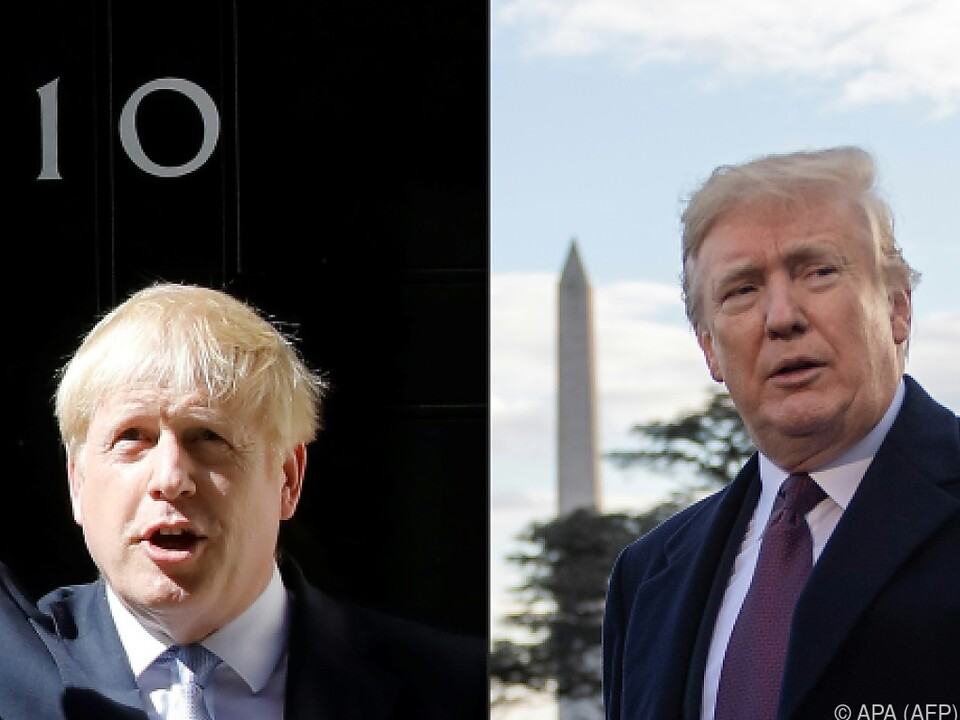 USA unterstützen britische Abspaltung von der EU