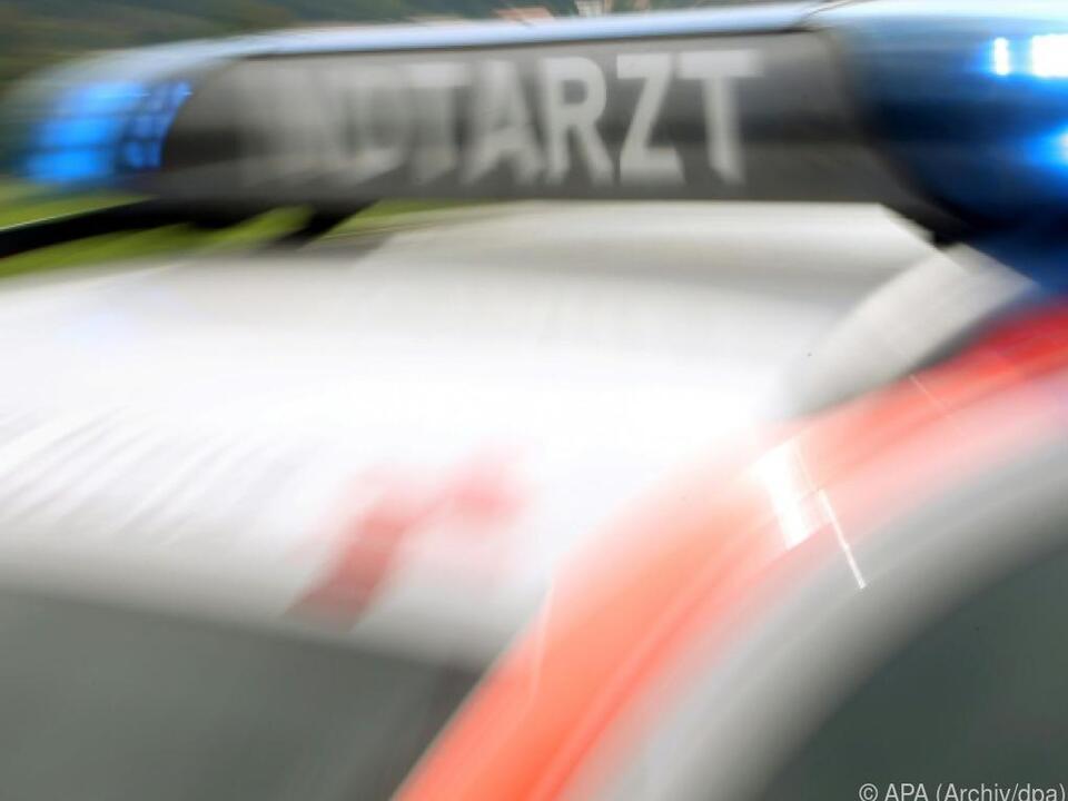 Zwei Insassen eines Wagens kamen ums Leben