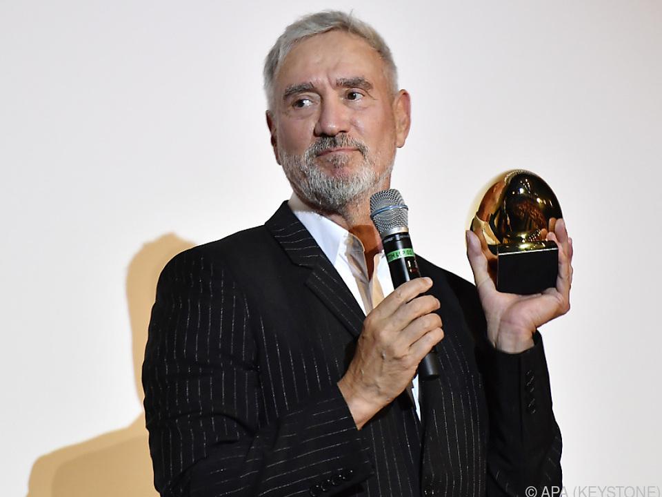 Auszeichnung für Regisseur Roland Emmerich