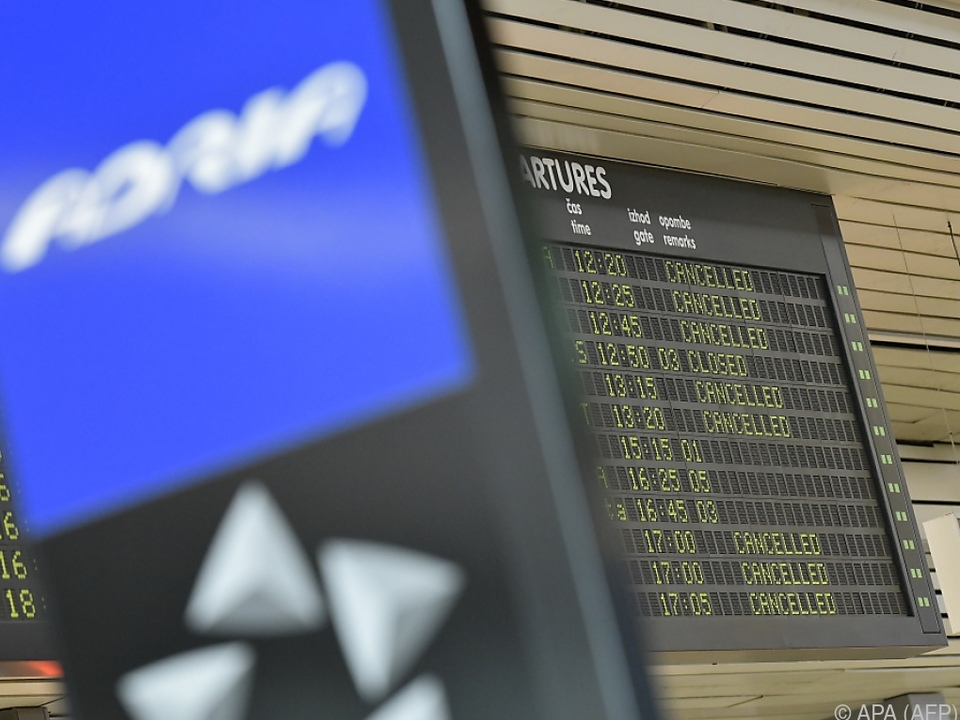 Die Adria Airways könnte bald Geschichte sein