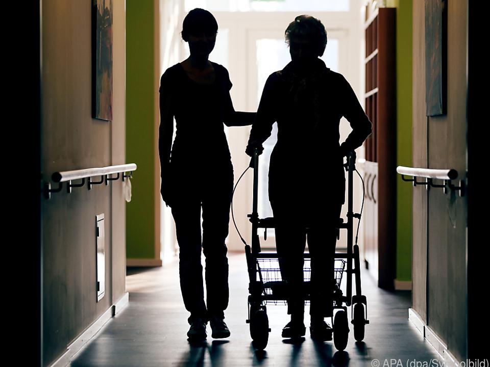 Die ÖVP will die häusliche Betreuung attraktiver machen