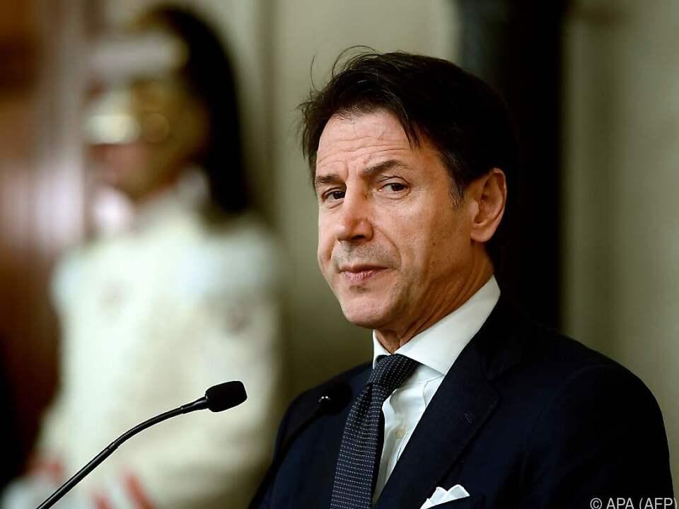 Die Regierungsgespräche unter Giuseppe Conte kommen voran