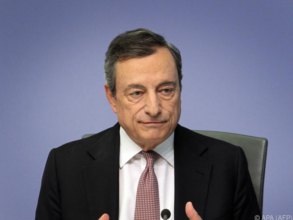 Draghi dürfte zahlreiche Konjunktur-Maßnahmen gebündelt haben
