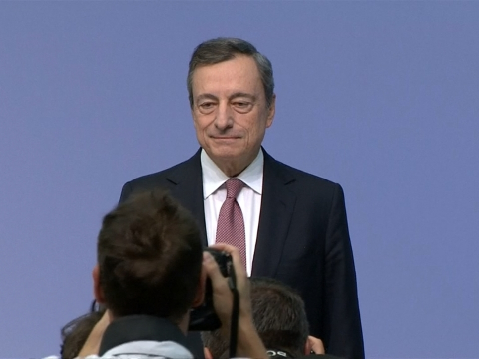 Draghi macht Geldschleusen weiter auf